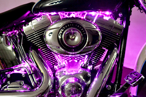 Motorcycle LED Engine Kit