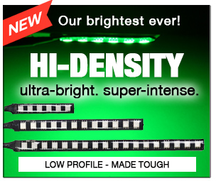 Hi-Density LED Lights