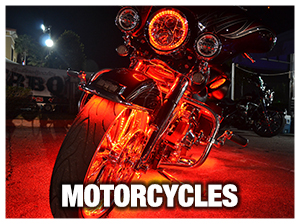 Motorcycle LED Lighting