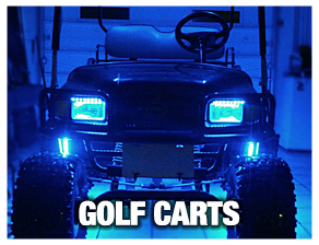 Golf Cart LED Kits