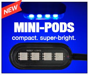 Mini-POD LEDs