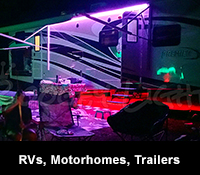 RV, Motorhome and Trailer