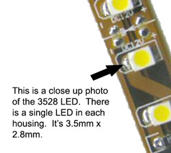 3528 LED Lights