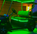 Golf Carts Photo Gallery