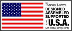 Designed, Assembled and Supported In The USA