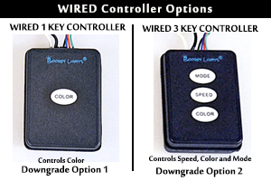 Wired Controller Options