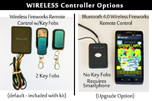 Wirelss Controller Options