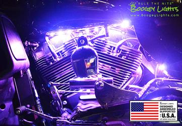 Boogey Lights® Cut-N-Click LED Light Kits